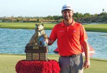 Jon Rahm defiende título ante el equipo americano de la Presidents Cup en el torneo de Tiger Woods