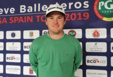 Juan Sarasti es el primer líder en Hacienda del Álamo en el XXXII Campeonato de la PGA de España