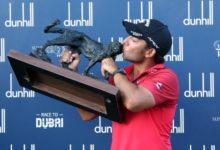 """Larrazábal: """"Me dije que si Tiger había podido ganar un US Open con una pierna rota yo lo podría hacer"""""""