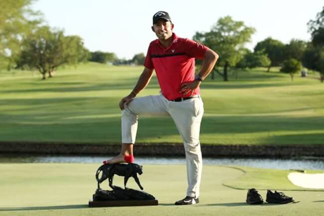 Pablo Larrazabal, European Tour, Leopard Creek,