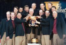 ¿Recuerdas…  la venganza del Team USA ante los internacionales en la Presidents Cup del 2000?