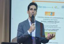 Rafa Cabrera en la Universidad: 'Mi meta es estar entre los diez mejores del mundo y ganar un Major'