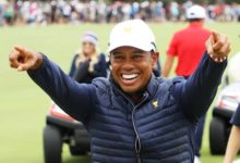Tiger tras cerrar un año histórico: «He llorado casi todas las veces que hemos ganado un trofeo»