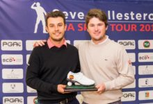 Alex Esmatges y Juan Sarasti ganan la gran final del Circuito Seve Ballesteros PGA Spain en Oliva Nova