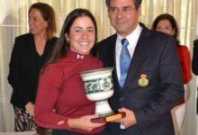 Ana Peláez se impone de principio a fin en la Copa Andalucía Femenina disputada en Atalaya Golf CC