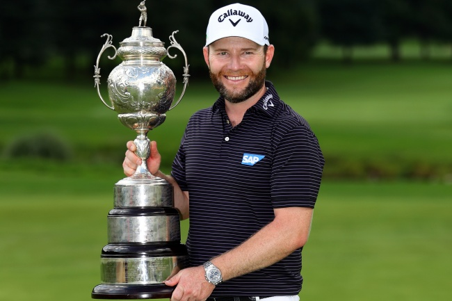 Branden Grace, SA Open 20, European Tour, Firethorn Course,