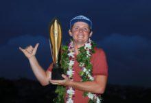 Cameron Smith logra un emotivo triunfo en Hawái al imponerse sobre Brandan Steele en el PlayOff
