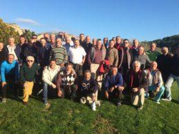 El Club de GolfValle de las Uvas celebra su quinto torneo de la temporada en La Sella Golf (Denia)