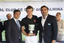 Brillante triunfo de Eduard Rousaud en la Copa de Andalucía Masculina celebrada en RCG Guadalmina