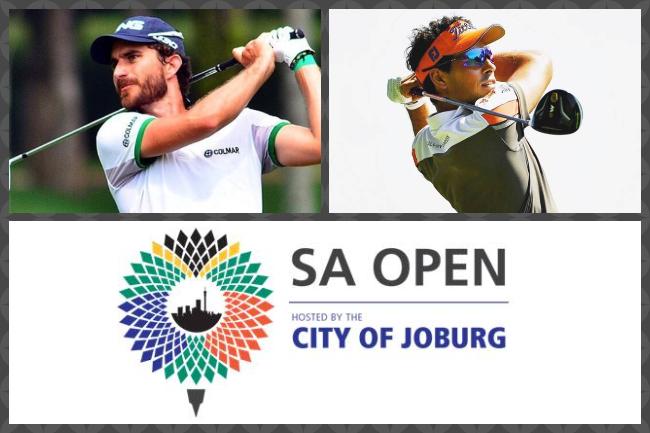 Españoles en el South Africa Open 2020