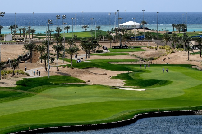 European Tour, Saudi International, Royal Greens GCC,