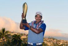 ¿Recuerdas… la única vez que se habló español en lo más alto del podio del Sony Open de Hawái?