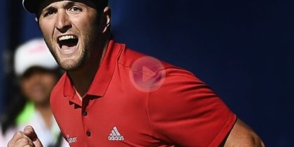 ¿Recuerdas… aquel putt de Jon que nos hizo estallar y que supuso su primera victoria en el PGA?