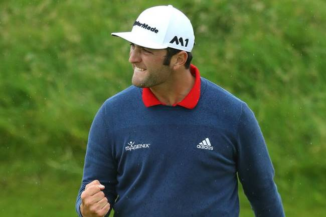 Jon Rahm, European Tour,