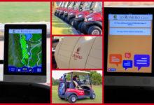 Lo Romero Golf vuelve a apostar por la tecnología de vanguardia incorporándola a su flota de buggies