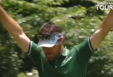 Oosthuizen logra el subcampeonato en el SA Open con este maravilloso Hoyo en Uno logrado en el 8