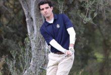 Luis Masaveu toma el mando en la Copa Andalucía Masculina. El madrileño es líder con 4 de ventaja