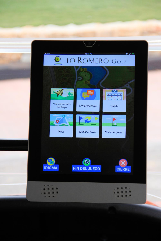 Lo Romero Golf GPS