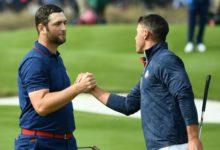 Jon y Koepka eligen bando en la lucha por el control del Golf y renuncian a la Premier Golf League