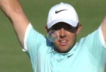 Rory McIlroy lidera el Top 10 de los mejores golpes de la década en el PGA, diez joyas para enmarcar