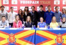 23 golfistas, 12 hombres y 11 mujeres, componen el Team ProSpain 2020, programa de la RFEG