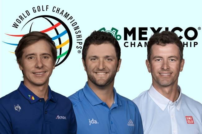 Partidazo para Jon Rahm en México. Jugará con la estrella local Carlos Ortiz y el campeón Adam Scott
