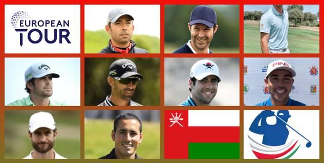 Nueve españoles, con Jorge Campillo subcampeón el pasado año, a la conquista del Omán Open del ET
