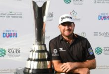 Sergio renace el domingo para acabar en el Top 6 en un Saudi International que se lleva McDowell