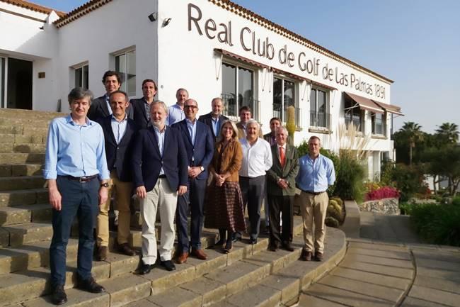 Las Palmas acogerá el III Encuentro Empresarial de la Asociación Española de Campos de Golf (3-5 Jun)