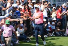 ¡Vean y disfruten! La histórica tercera ronda de Jon Rahm en el WGC-México resumida en 2 minutos