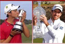 Así se repartieron los 7,8 Mill.$ de Pebble Beach y el millón de euros que daba el Vic Open australiano