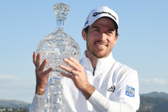 Nick Taylor, Pebble Beach 20, Pebble Beach GL, PGA Tour,