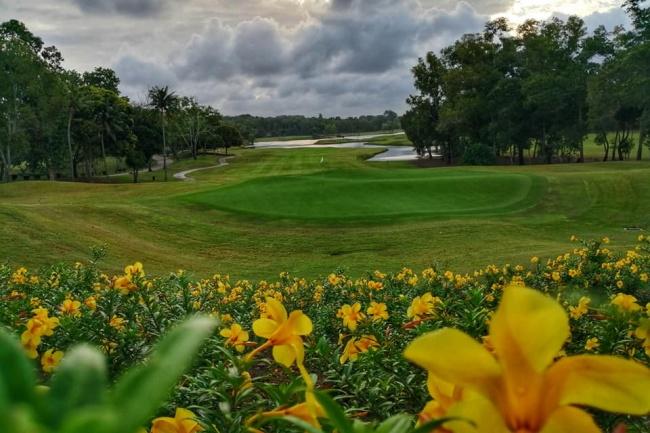 PGA Tour China, Laguna Golf Bintan,