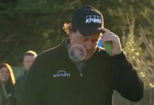 ¿Recuerdas… la 5ª victoria de Mickelson en Pebble Beach después de una semana de puro Golf?