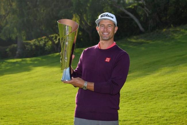 PGA Tour, Riviera CC, Genesis 20, Adam Scott,