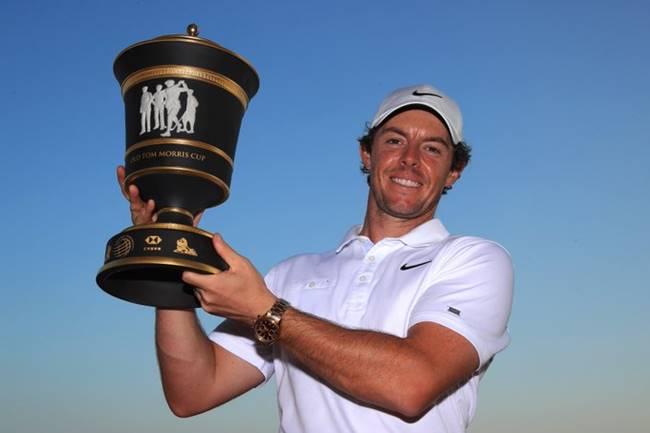 Rory McIlroy gana HSBC Champions