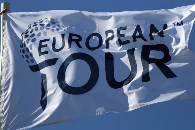 Bandera European Tour 2020