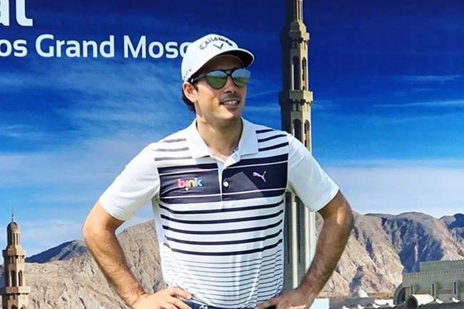 Carlos Pigem en Oman