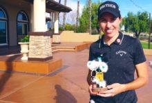 Las estrellas de la LPGA aprovechan el parón de la gira para seguir en forma en circuitos menores