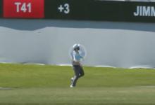 Grayson Murray se anota el Hoyo en Uno en el complicado 17 del PGA National… y lo celebró así