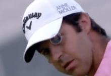 Con este grandísimo putt, Jorge Campillo se adjudicó el segundo triunfo de su carrera en el Tour