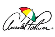 Sepa la historia del logotipo de Arnold Palmer, uno de los iconos más famosos en el mundo del Golf