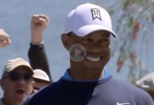 ¿Recuerdas… el renacer de Tiger? El californiano confirmó su regreso en 2018 en el Arnold Palmer