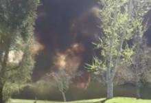 El Champions, obligado a evacuar a los jugadores de un evento clasificatorio por un incendio