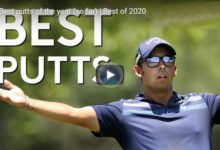 Vea los mejores putts del European Tour en lo que llevamos de año. Larrazábal y Campillo entre ellos