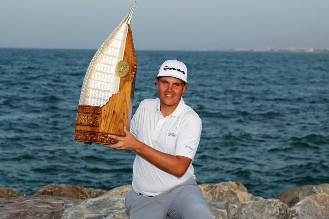 Sami Valimaki, European Tour, Oman Open 20, Al Mouj Golf,