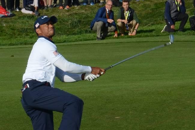 Tiger Woods París, Foto: Fernando Molina (OpenGolf.es)