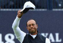 ¡Saltan las alarmas! Tiger Woods también se borra del 5º Grande: «Mi espalda no está todavía lista»