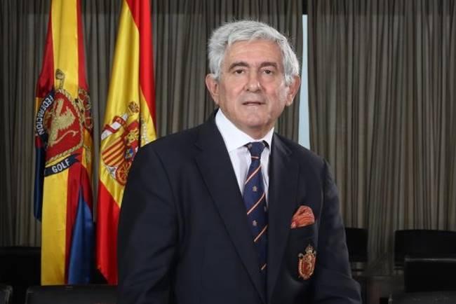 Mensaje de ánimo y solidaridad del Presidente de la RFEG a todos los estamentos de nuestro deporte