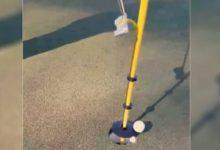 Este invento llega a los campos para revolucionar el Golf. ¡Olvidémonos de meter la mano en el hoyo!